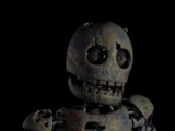 Blank the Animatronic