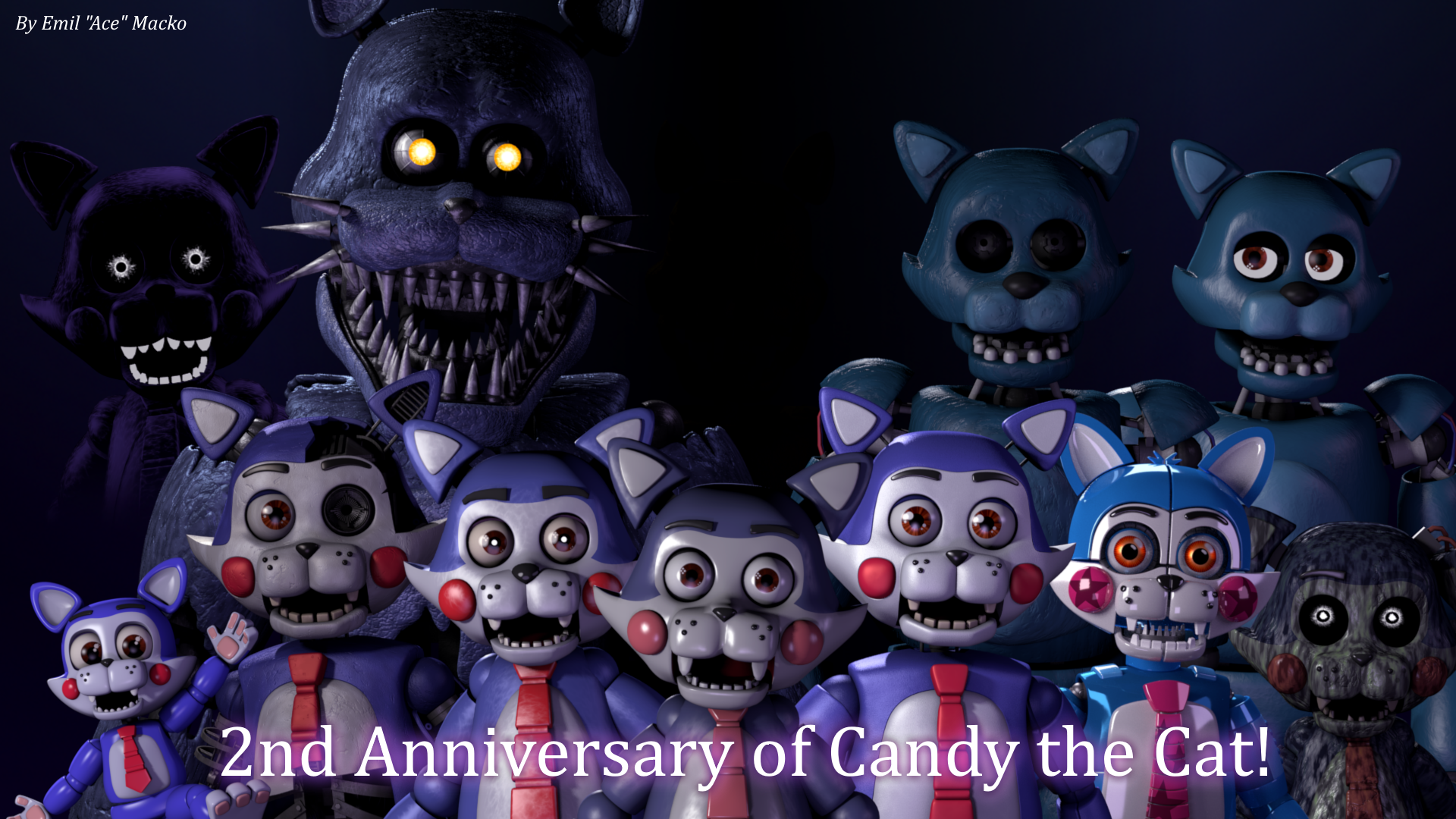 Image candy s nd anniversary five nights at candy s wikia