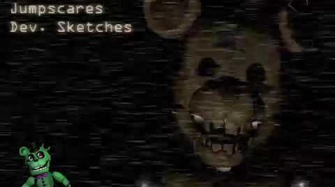 Five Nights at Candy's 1 -Экстра - Аниматроники + секрет