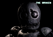 Blank the animatronic teaser