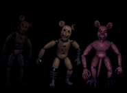 The Rat's Evolution