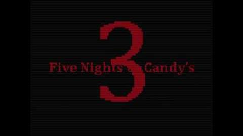 Five Nights at Candy's 3 Мини-игра трейлер.