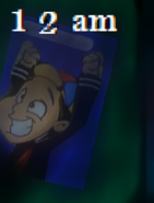 O cartaz de Quico