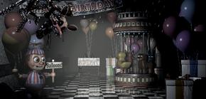 Game Area Balloon Boy Mangle