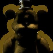 Golden Freddy Cutscene