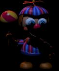 Balloon Boy Figure