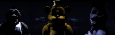 Chica Golden Freddy Bonnie Cutscene 3