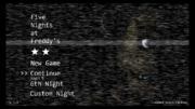 Main Menu 2 Stars