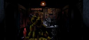 Office Golden Freddy