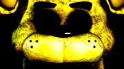 Golden Freddy Jumpscare 1
