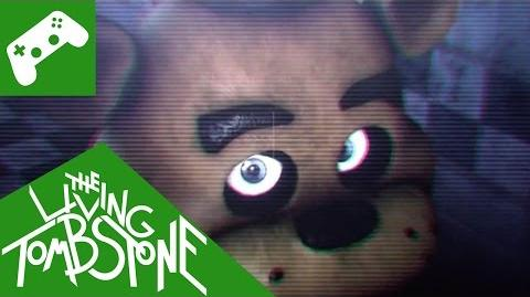 Five nights at freddy's 3 song: Die in a Fire