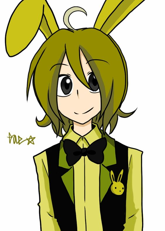 Springtrap Anime Five Nights At Freddy S Anime Wiki