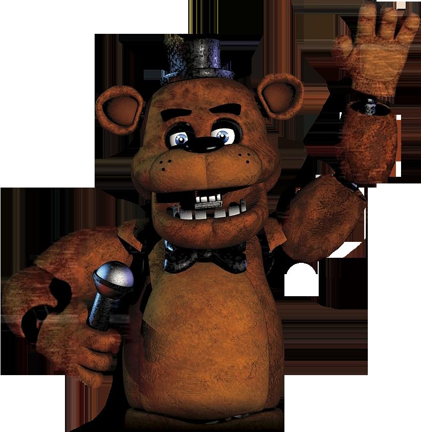 Freddy Fazbear Five Nights At Freddy S Wiki Fandom