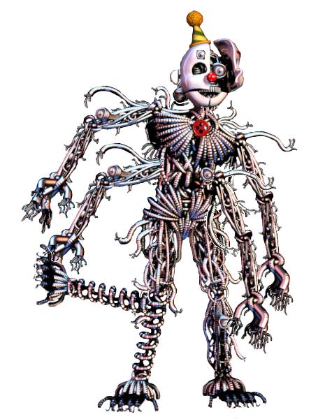 Hybrid Ennard Five Nights At Freddys Edits Wiki Fandom Powered
