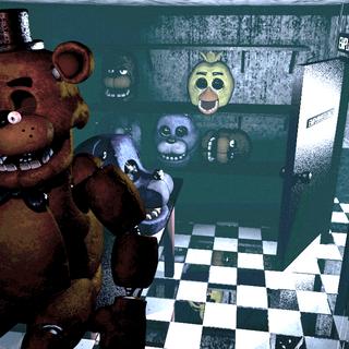Imagen del Game Over aclarada(notense los ojos)