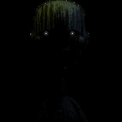 Phantom Puppet como es visto en el Menú Extra