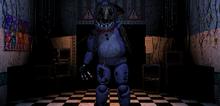 Bonnie en la Oficina