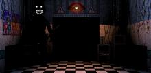 Shadow Bonnie en la Oficina