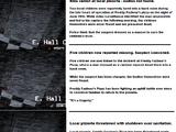 El Incidente de los niños desaparecidos