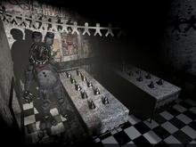 Bonnie en Party Room 1