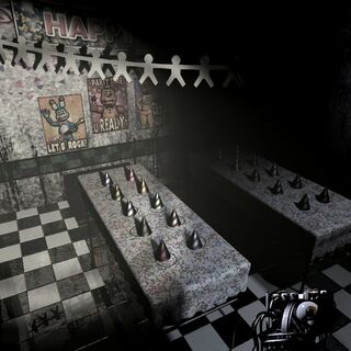 <b>Mangle</b> en Party Room 1