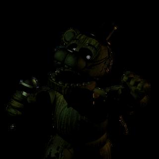 Sexta Opción: Phantom Freddy