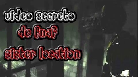 SPRINGTRAP SIGUE VIVO? - Fnaf SL video secreto - Freezerdbz