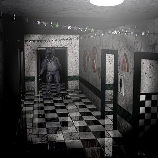 <b>Bonnie</b> en la <b>Sala Principal</b>