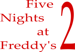 245px-Five Nights at Freddy's 2 Logo