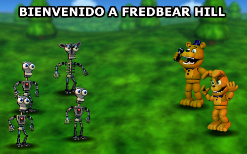 FredBearHill