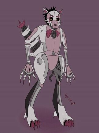 Drawkill Funtime Foxy