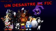 DisasterFic-portada