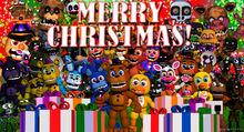 FNAF World Christmas