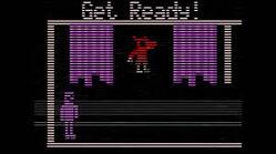 Foxy minigame