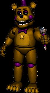 Rockstar Fredbear