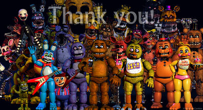 Scott s thank you to the fnaf fans and supporters by sonic speedsune 202-d93zeyr