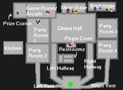 FNAF 3 map