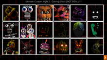 Ultimate Custom Night 2 Roster (Page 1)