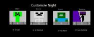 FNaC Custom Night