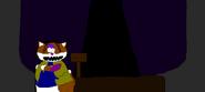 Dog & Cat dance club (electric cat leaning)