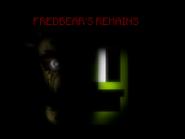 Five Nights at Fredbear's Remains