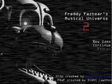 Freddy Fazbear's Musical Universe 2