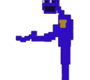 """Adrian """"Blue Guy"""" Clements"""