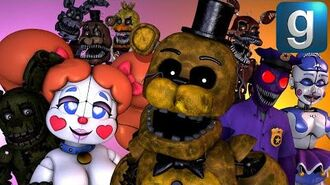 Gmod FNAF The Afton Family Part 5