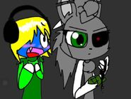 Wolfy and GG