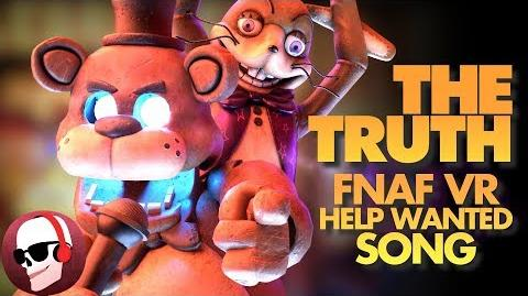 Video - FNAF VR Help Wanted Song