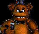 Freddy Fazbear (TonicHedgefox)