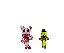 Creepy And Oinky