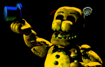 Golden Freddy 4