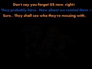 Forgot us